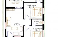 Low Cost Per Square Foot House Plans Elegant Floor Plan For 25 X 45 Feet Plot