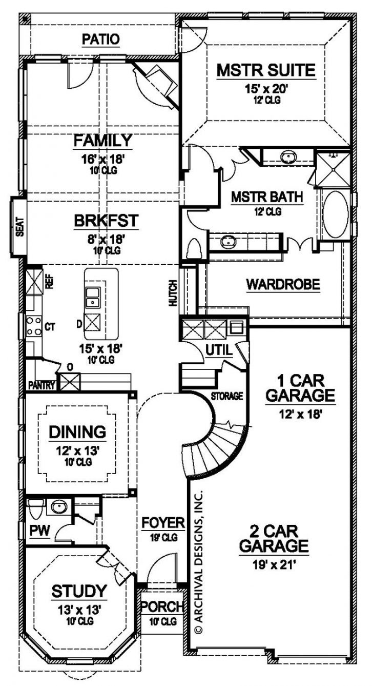 Luxury House Plans with Pictures 2020