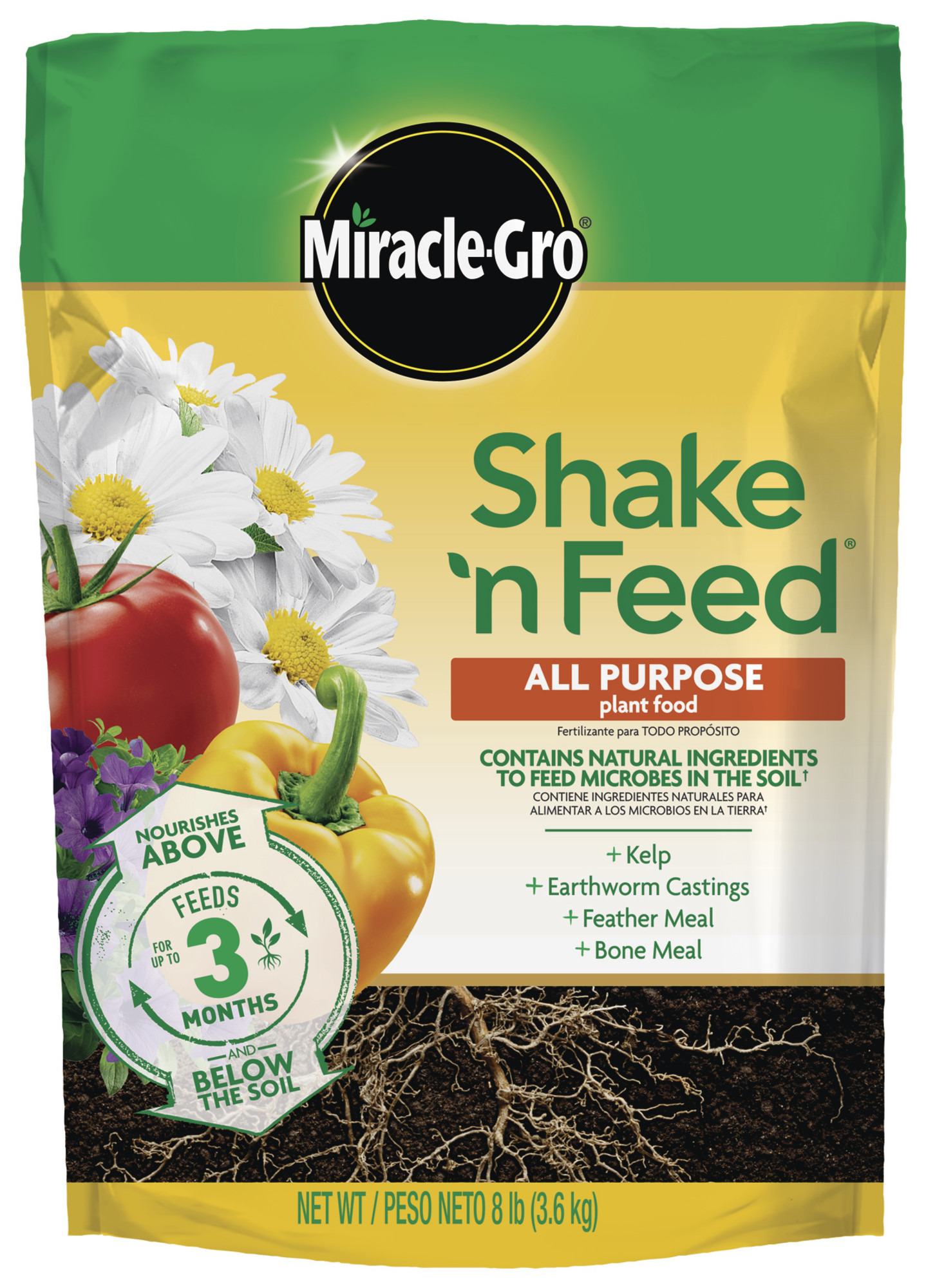 Miracle Grow soil Walmart Beautiful Miracle Gro Shake N Feed All Purpose Continuous Release Plant Food 8 Lbs Walmart