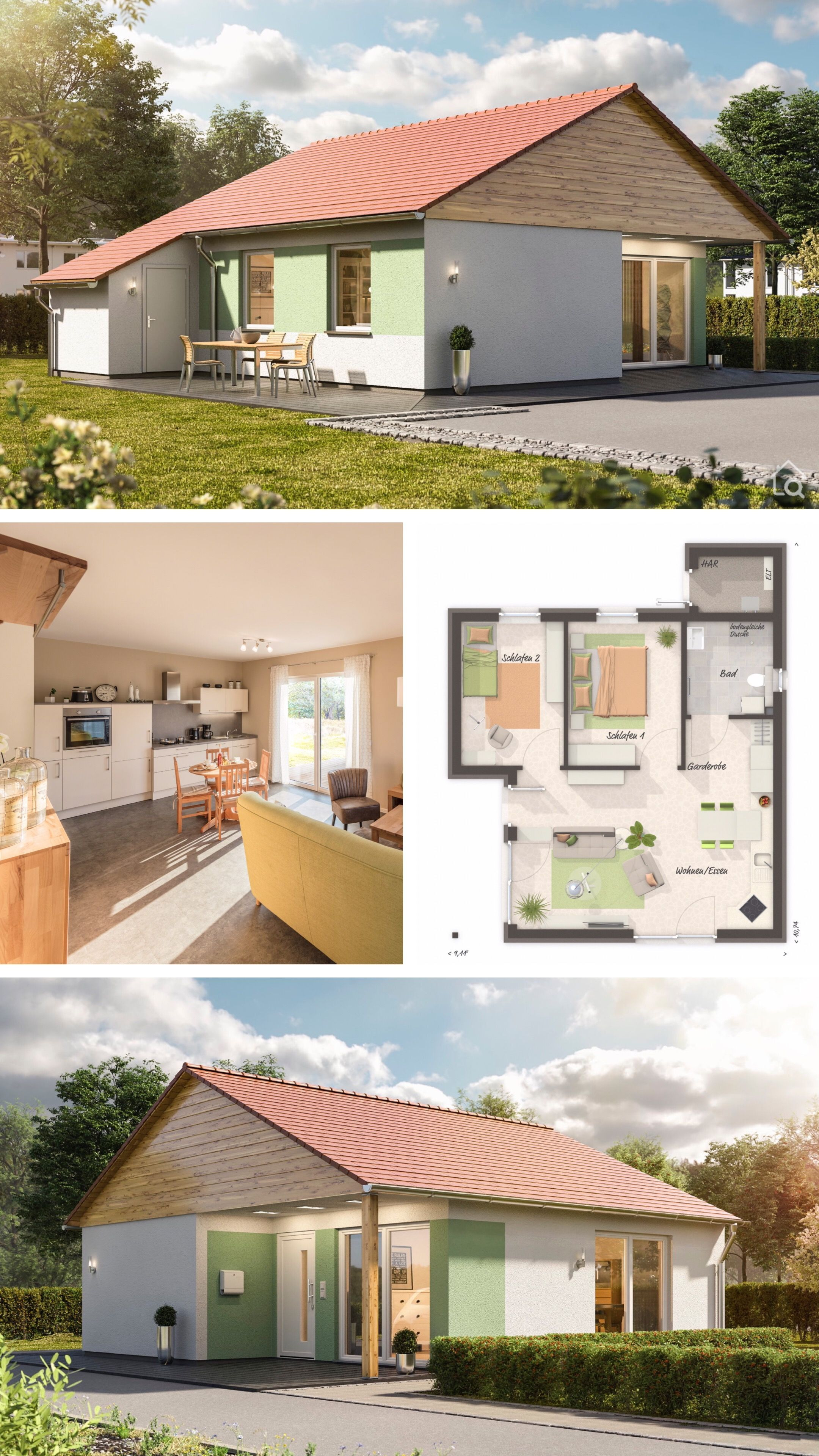 Modern Bungalow Design Concept Lovely E Floor House Plans Small Bungalow Modern Contemporary