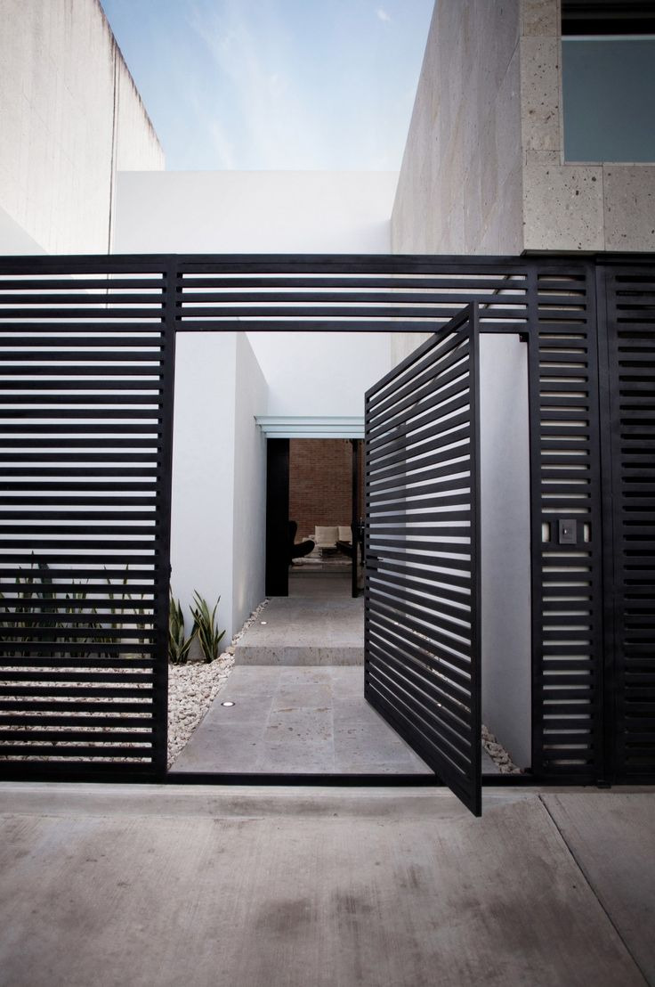 40 Modern Entrances Designed To Impress featured on architecture beast 03