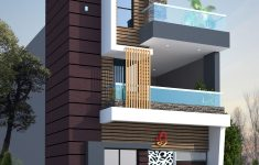 Modern House Front View Design Beautiful 3d House Bungalowdesign 3drender Home Innovation