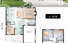 Modern Open Concept House Plans Awesome House Plan Aldana No 3470