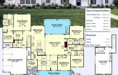 Modern Open Concept House Plans Beautiful Awesome Open Concept Modern Farmhouse Floor Plans