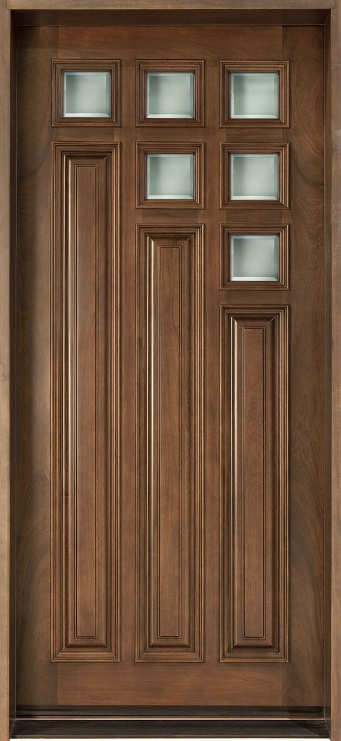 Modern Single Front Door Designs for Houses 2021