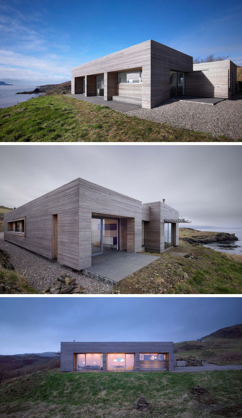 Most Modern House In the World Lovely 15 Examples Single Story Modern Houses From Around the World