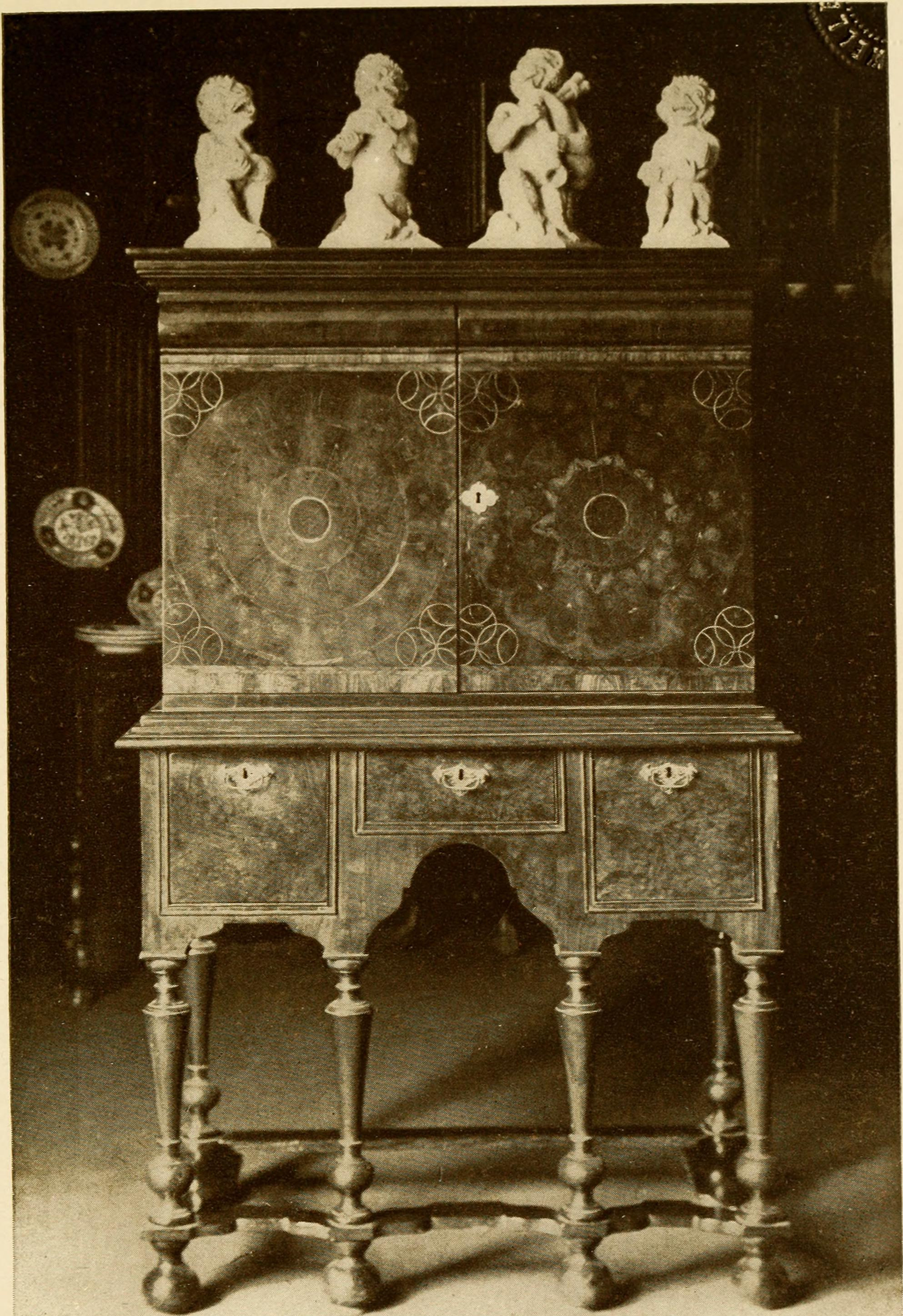 Names Of Antique Furniture Pieces New William and Mary Style