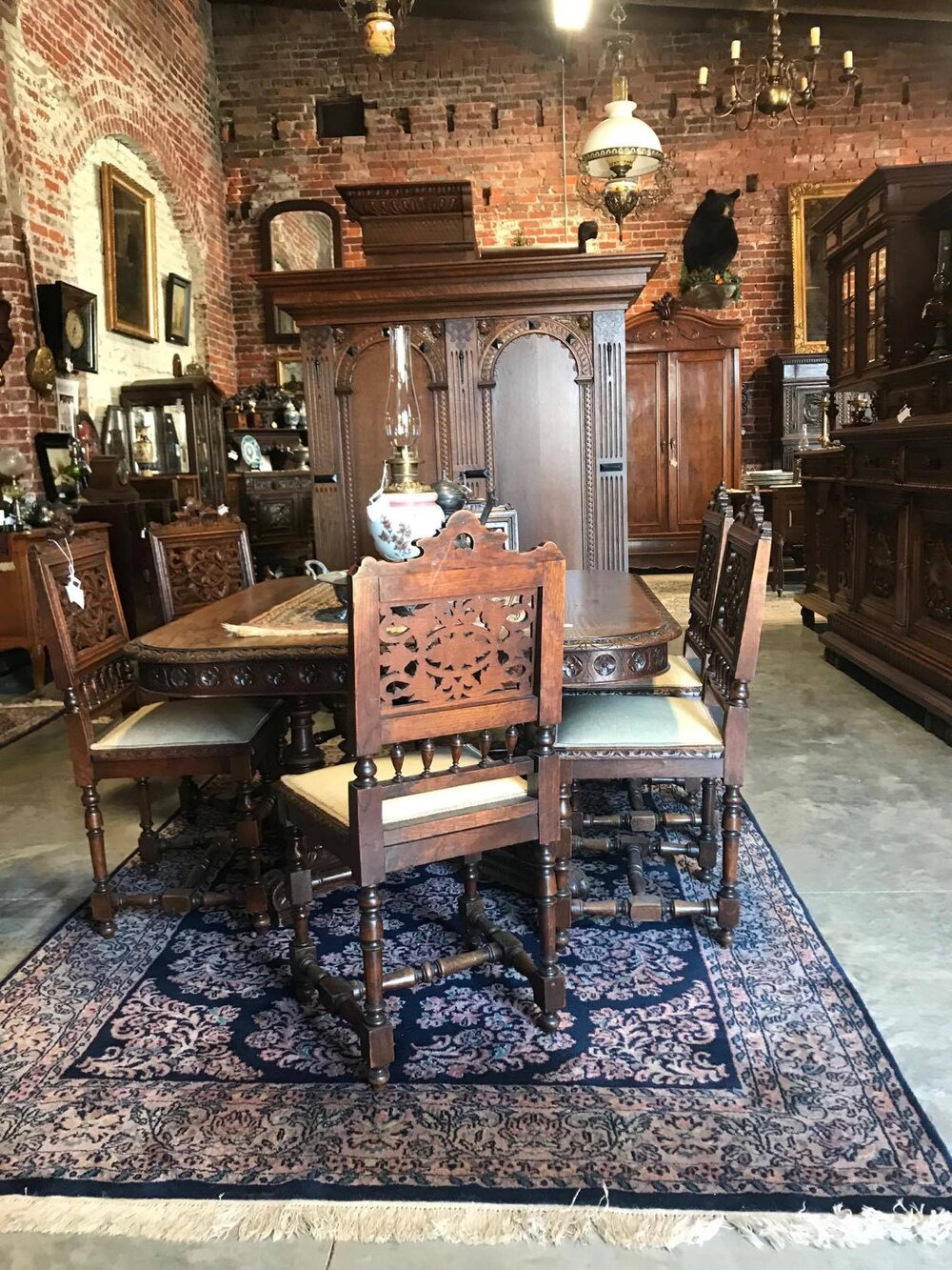 New Furniture that Looks Like Antiques Luxury Europa Antiques