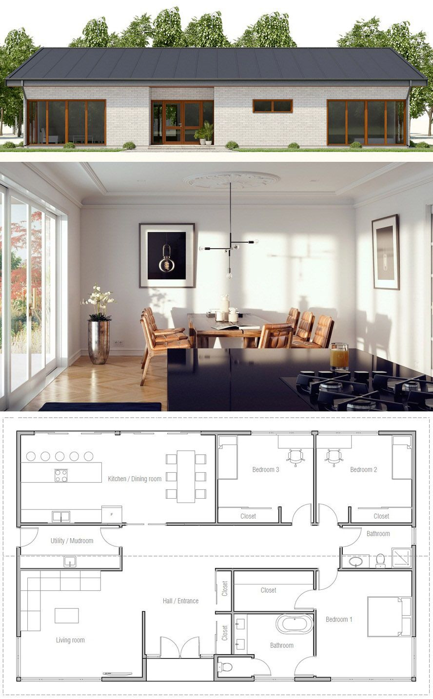 New Home House Plans Awesome Small House Design Home Plans House Plans New Home