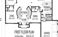 One Story House Plans 2000 Sq Ft Lovely 4500 Square Foot House Floor Plans 5 Bedroom 2 Story Double