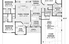 One Story House Plans 2000 Sq Ft Lovely Craftsman House Plan