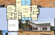 One Story Lake House Plans Best Of Plan Ge E Story Farmhouse Plan In 2020