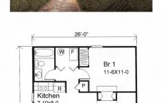One Story One Bedroom House Plans Awesome E Story Style House Plan With 1 Bed 1 Bath