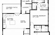 One Story One Bedroom House Plans Unique Nice Single Story Plan But Would Likely Omit The Garage