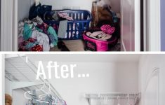 Organizing Small Bedroom On A Budget Luxury Diy Small Bedroom Closet Organization Reveal – Our Home Made