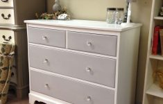 Painting Antique Furniture White Inspirational Dresser Painted With Annie Sloan Chalk Paint Pure White
