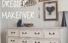 Painting Furniture Antique White Inspirational $40 00 Craigslist Dresser Makeover