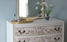 Painting Furniture Antique White Luxury How To Paint A Dresser In 10 Easy Steps Thrift Diving Blog
