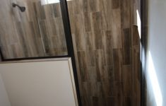 Pictures Of Ceramic Tile Walk In Showers Unique Small Walk In Shower With Pebble Floor And Wood Looking Tile