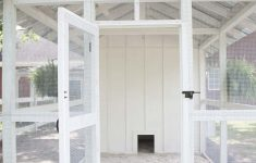 Plans For Chicken House Fresh Fancy Farmhouse Diy Chicken Coop Reveal Southern Revivals