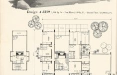 Post Modern Home Plans Lovely Vintage House Plans 2339