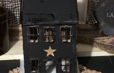 Primitive Saltbox House Pictures Elegant Salt Box House Made From Cardboard Primitive Craft Diy