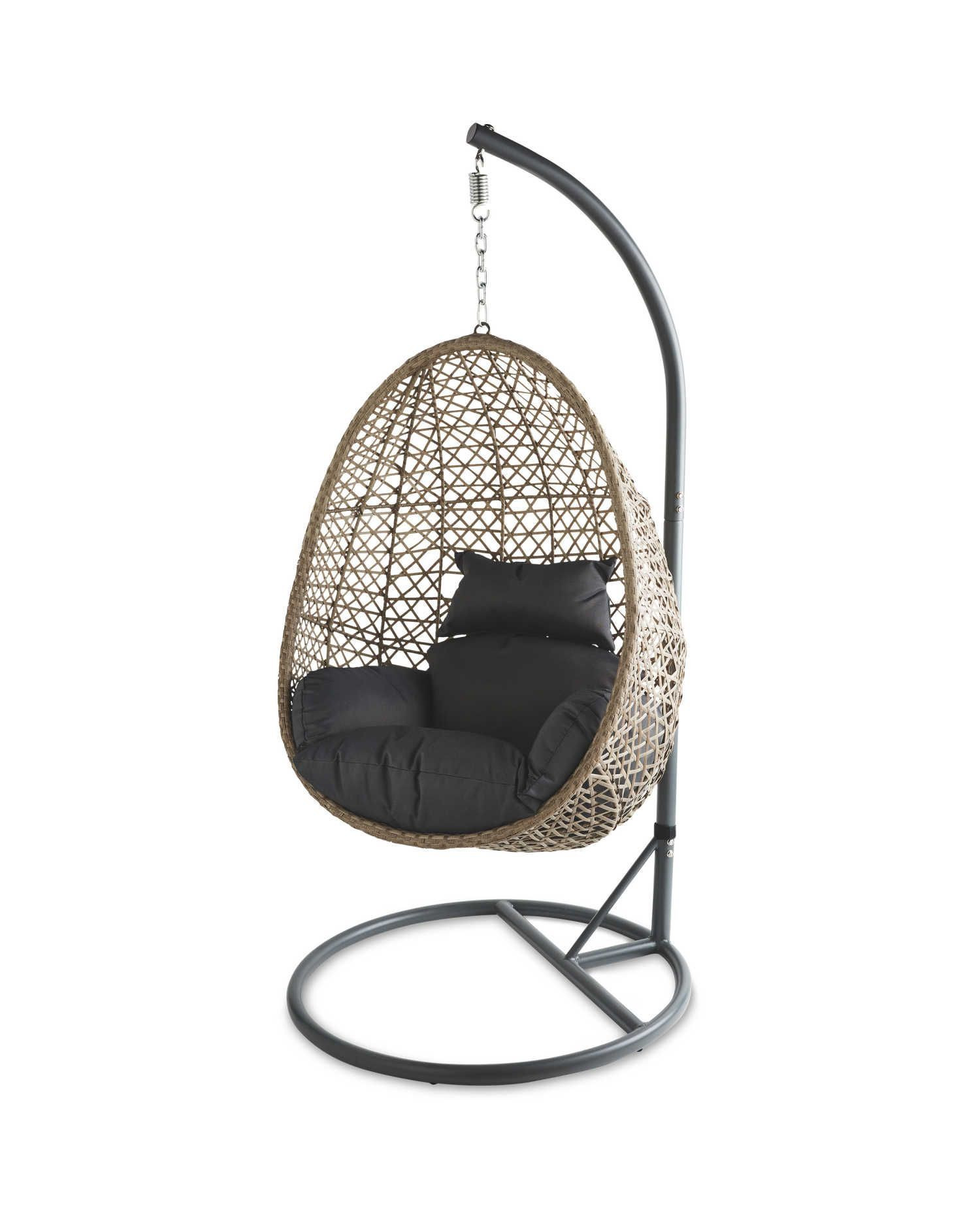 hanging egg chair a