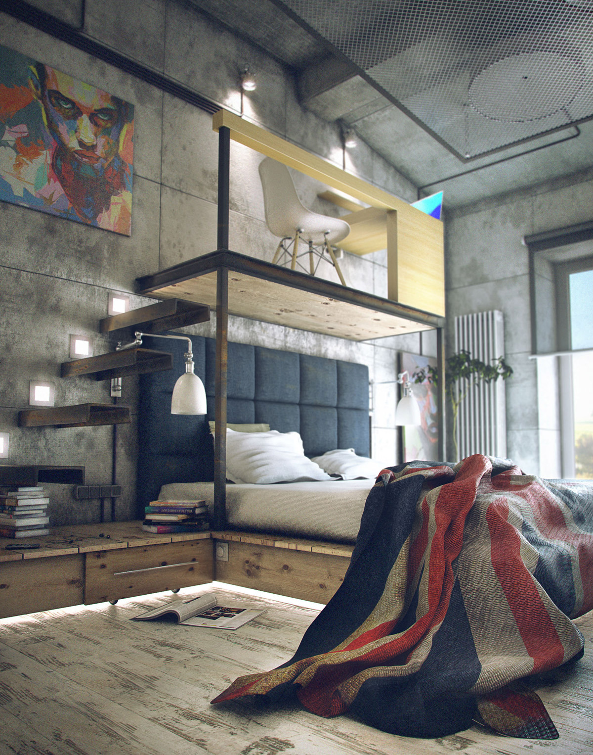 cool bedrooms ideas for guys