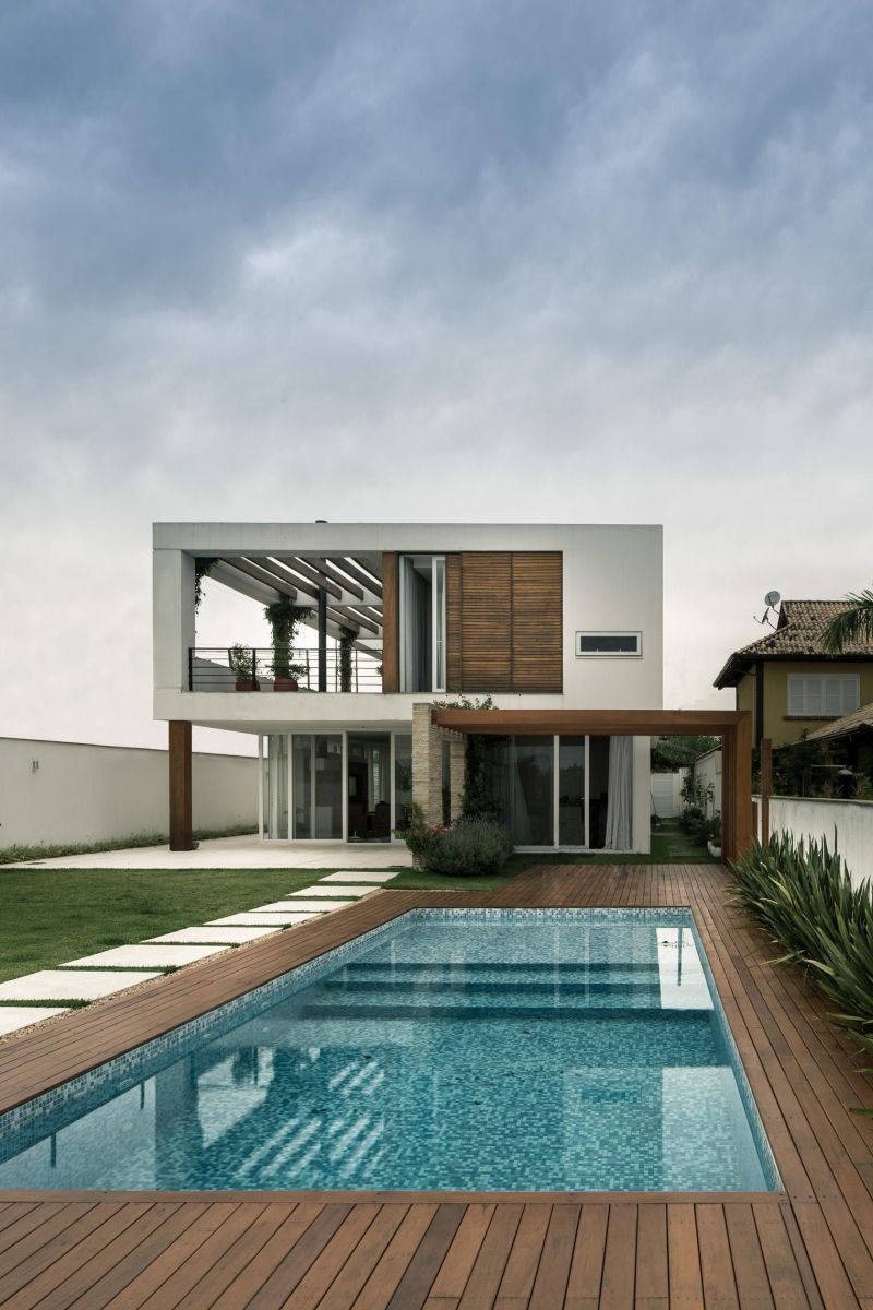 Really Nice Modern Houses New 100 Pool Houses to Be Proud and Inspired by