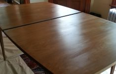 Refinishing Teak Dining Table Best Of On Refinishing A Veneer Dining Room Table