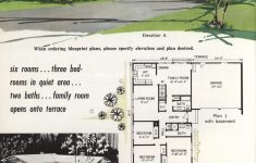 Remodel Plans For Ranch Style House Inspirational Town & Country Ranch Homes 1962