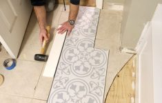 Remove Tile Without Breaking It Luxury Lvt Flooring Over Existing Tile The Easy Way Vinyl Floor