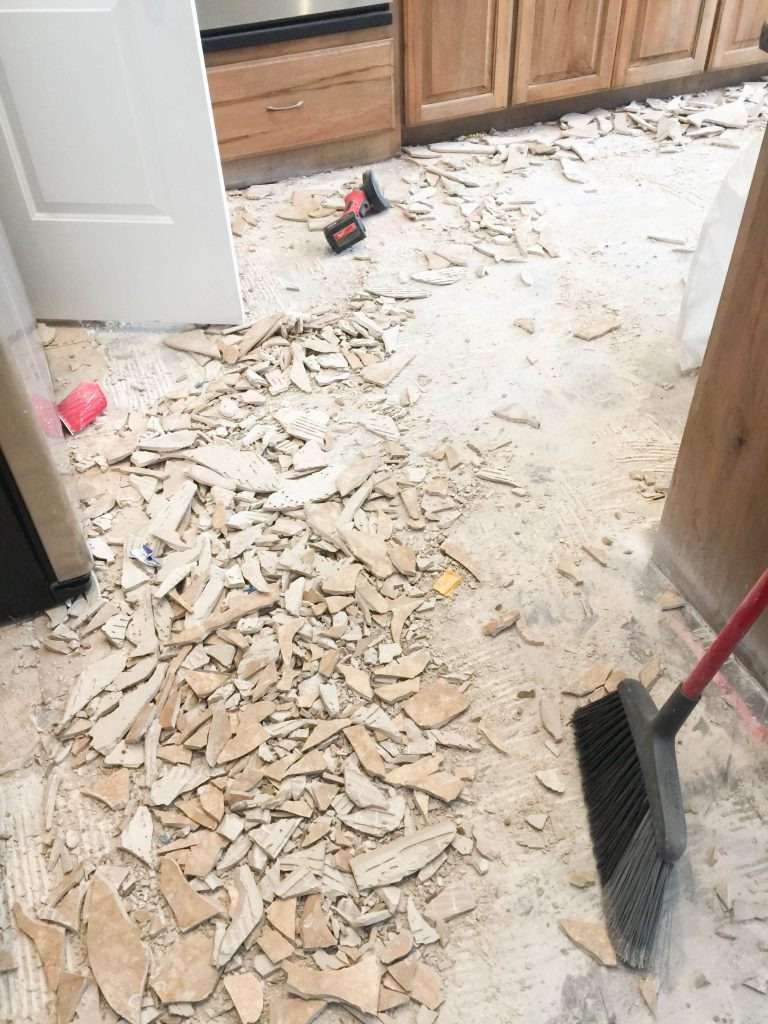 Remove Tile without Breaking It New How to Remove Tile Flooring Yourself with Tips and Tricks