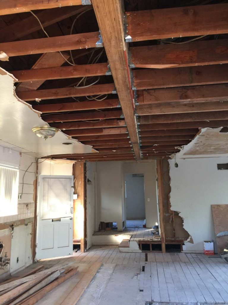 Removing Walls In House Cost Lovely Anaheim Indoor Load Bearing Wall Removal Pacificland