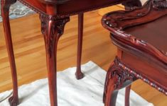 Restore Antique Furniture Without Refinishing Fresh Late 1800s Parlor Tables Restoring Wood Without Sanding Or