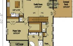 Rustic Cabin House Plans Elegant Small Cabin Home Plan With Open Living Floor Plan