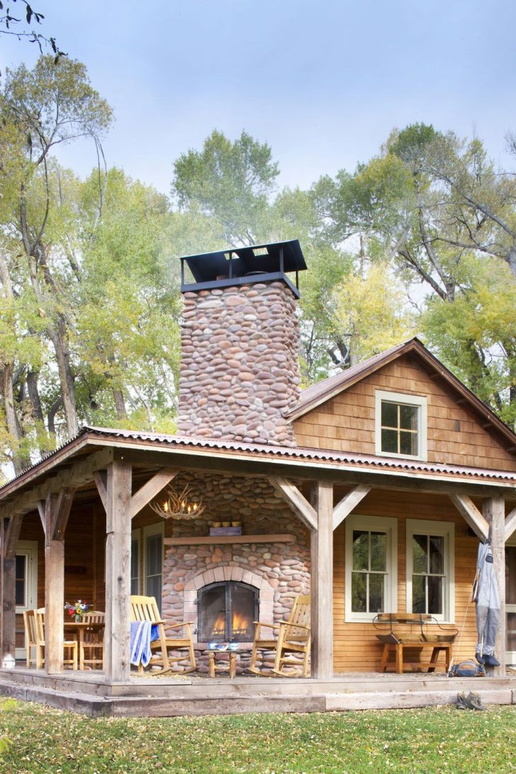 Rustic Cabin House Plans 2020