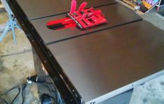Sawstop Router Table Wing Lovely Experience Improve Make New Table Saw The Sawstop