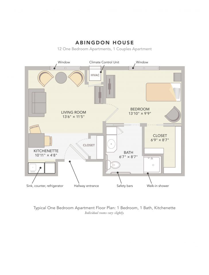 Senior Living House Plans 2020