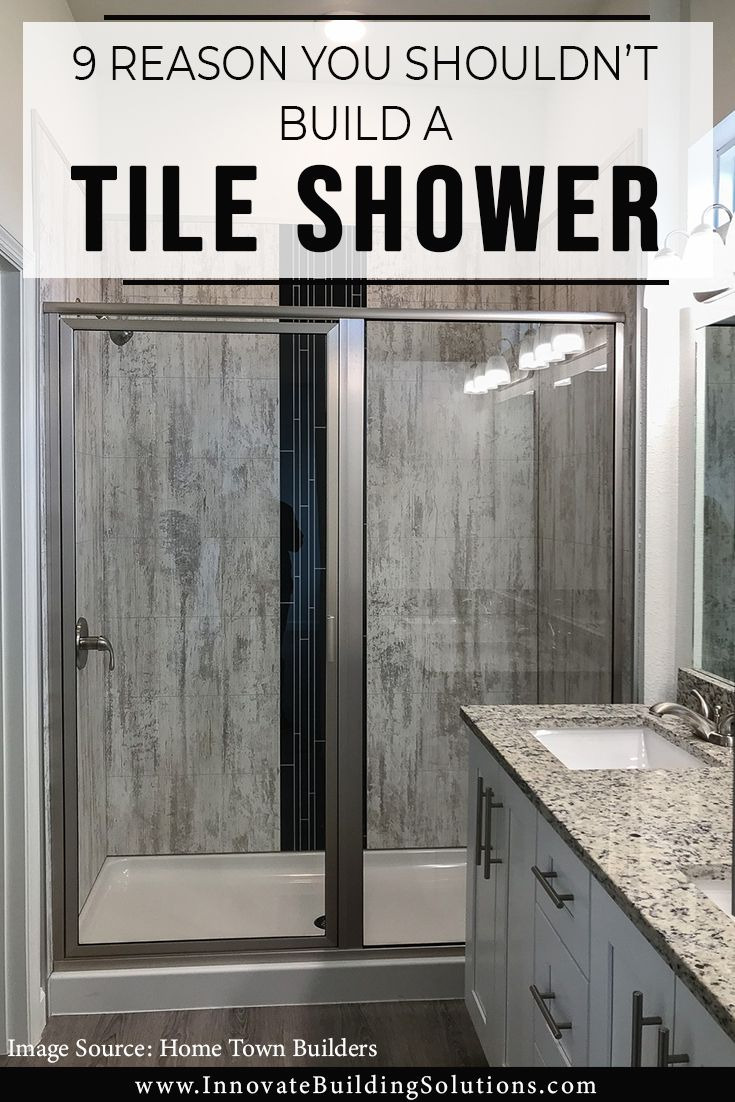 Shower Pan Problems Awesome 9 Reasons You Shouldn T Build A Tile Shower – Grout Free