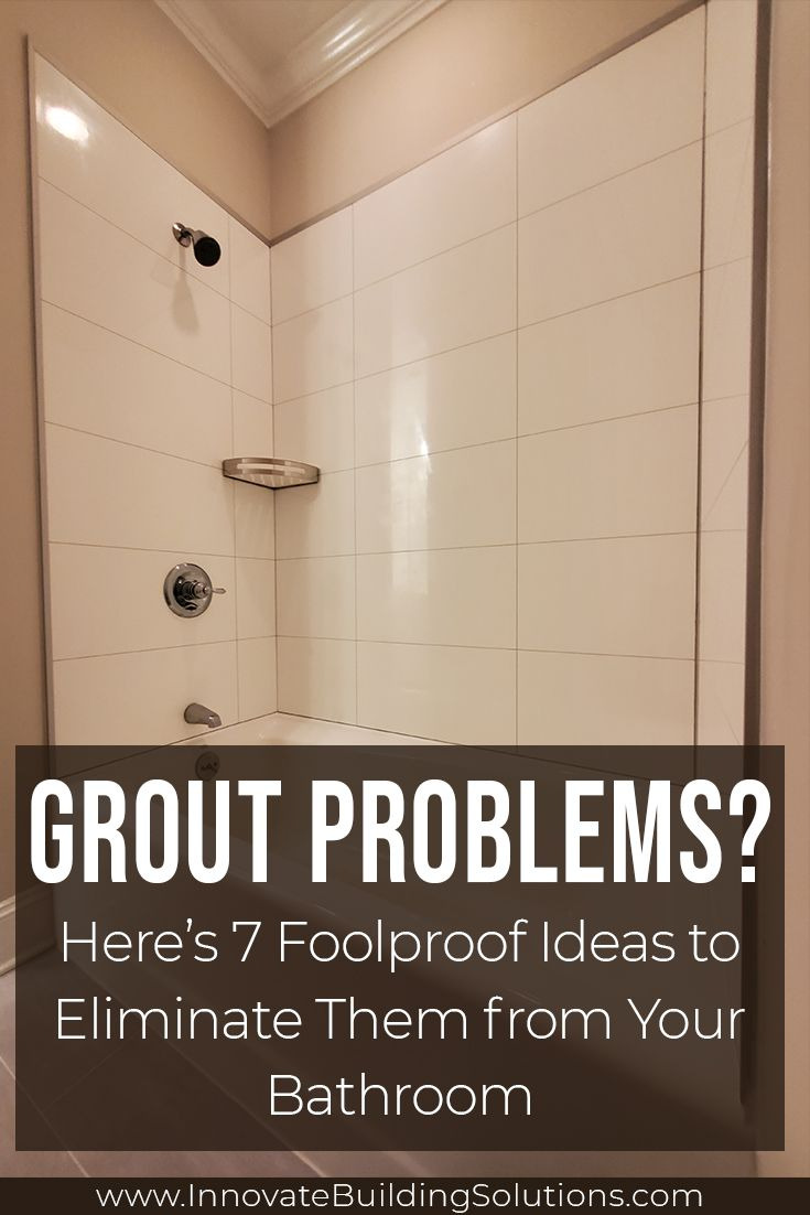 Grout Problems and how to fix them 50bb2205