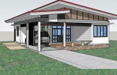 Single Story Modern House Designs South Africa Beautiful Modern Single Storey House With Two Bedrooms