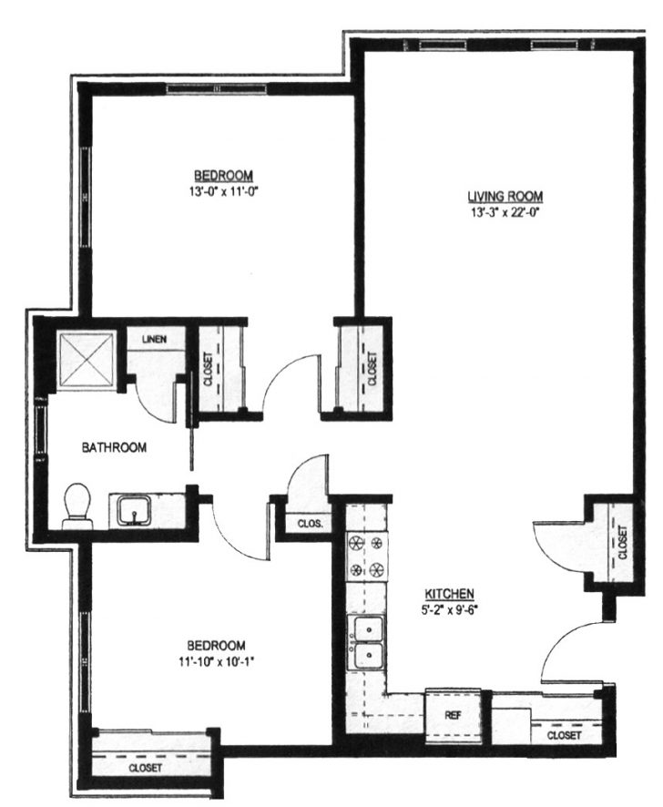 Small 1 Bedroom House Plans 2021