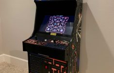 Small Arcade Cabinet Plans Lovely Arcade Plans Build An Arcade Cabinet The Geek Pub
