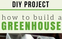 Small Green House Plans Best Of How To Build A Greenhouse Free Plans
