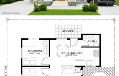 Small House Plans Bungalow Best Of Captivating 2 Bedroom Home Plan