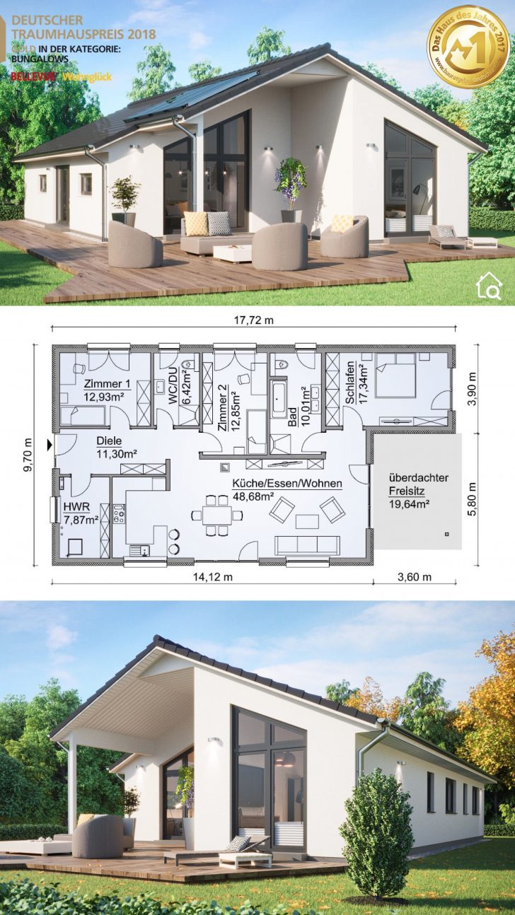Small House Plans Bungalow 2021