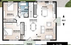Small House Plans With Basements Lovely House Plan Briere No 2170