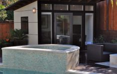 Small Modern House With Pool Lovely 10x16 Modern Pool House Casita Guest House