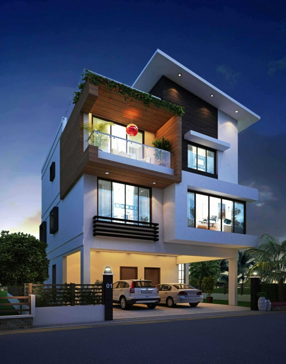 home outside colour modern property small modern minimalist house design of home outside colour 928x1178